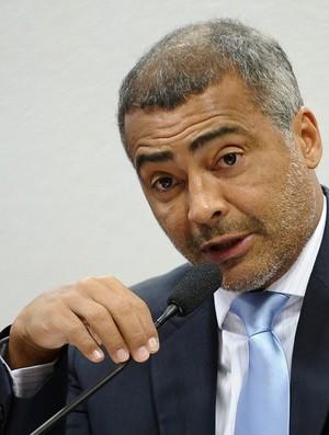 Romário ex-jogador senador PSB