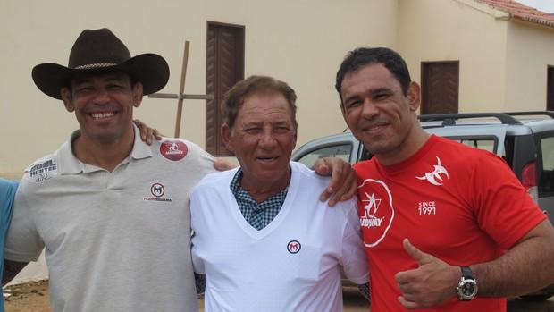 Minotauro irmãos atropelador (Foto: Rafael Honório/ Globoesporte.com)