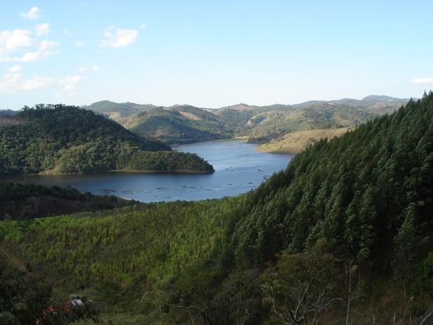 sabesp Trecho do Rio Tiete - Biritiba Mirim (Foto: Divulgação/Sabesp)