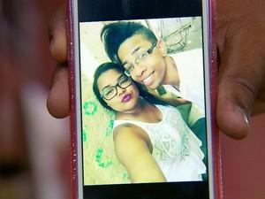 Jovens morreram após serem atropelados em Boa Viagem, Zona Sul do Recife (Foto: Reprodução/TV Globo)