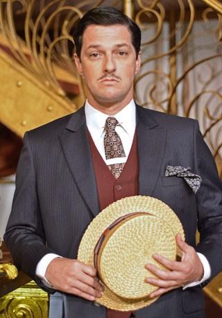 Marcelo Serrado como Tonico em Gabriela (Foto: TV Globo / Raphael Dias)