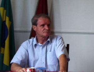 Celso Bittencourt, superintendente do Paraná Clube (Foto: Gabriel Hamilko / GloboEsporte.com)