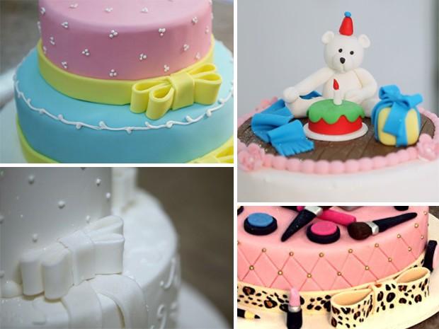 Aprenda a fazer as decorações de profissa dos bolos da Vera (Foto: TV Globo / Malhação)