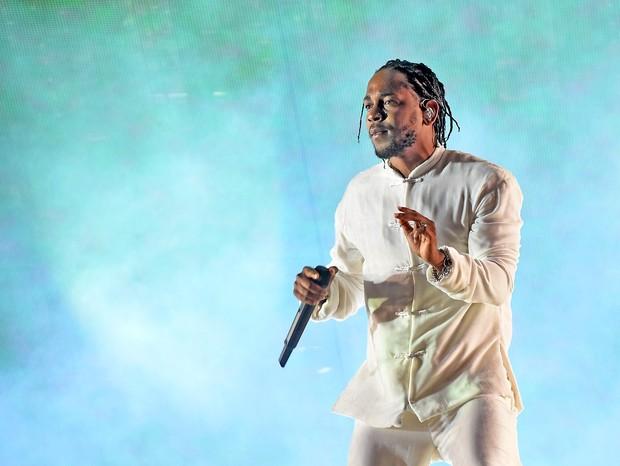 Kendrick Lamar (Foto: getty images)