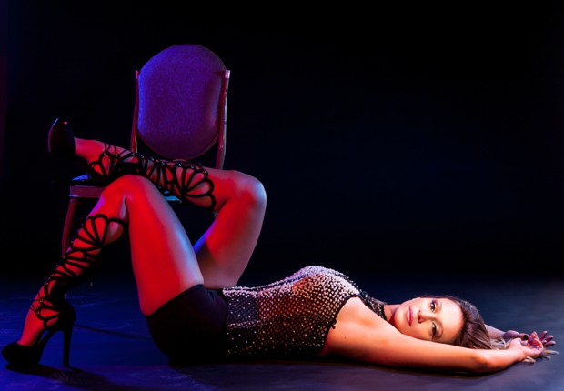 Luisa Mell (Foto: Flare Fotografia/Editora Globo)