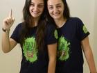 VestUfes 2016: gêmeas ficam nas primeiras colocações em medicina