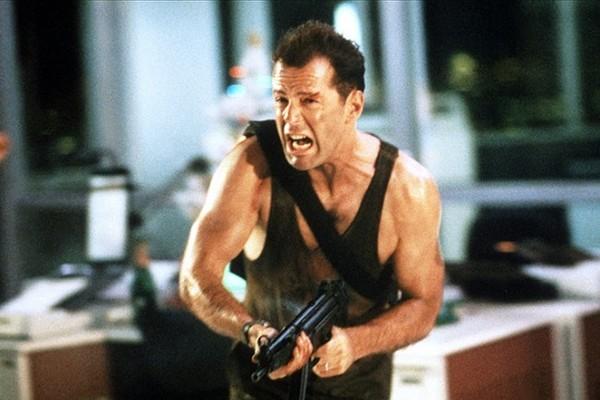 Bruce Willis como John McClane (Foto: Reprodução)
