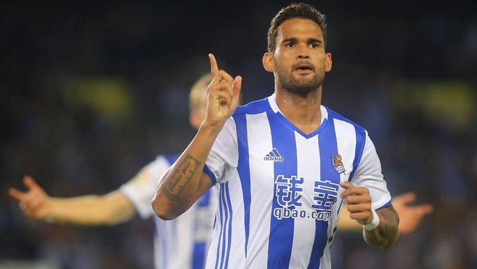 Willian José Real Sociedad (Foto: Divulgação)