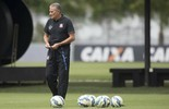 """Tite ouve grito de """"Seleção"""" e treina reservas em dia festivo no Corinthians (Daniel Augusto Jr/Ag. Corinthians)"""