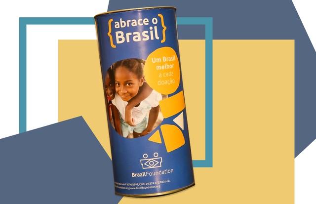 """Shopping Cidade Jardim participa da Campanha """"Abrace o Brasil"""" em parceria com o BrazilFoundation (Foto: Divulgação)"""