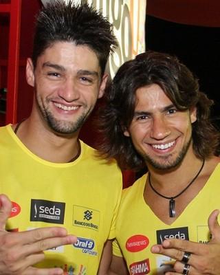 Munhoz & Mariano (Foto: Ronaldo Silva/G1)