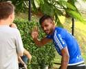 Bob chega à Ponte, já treina e aguarda regularização para estrear no sábado