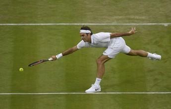Torcida faz festa, azarão se diverte, mas Federer põe fim a conto de fadas