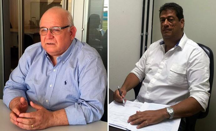 Eleições presidência do Grêmio (Foto: Reprodução)