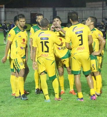 River-PI x Picos, Campeonato Piauiense  (Foto: Wenner Tito )