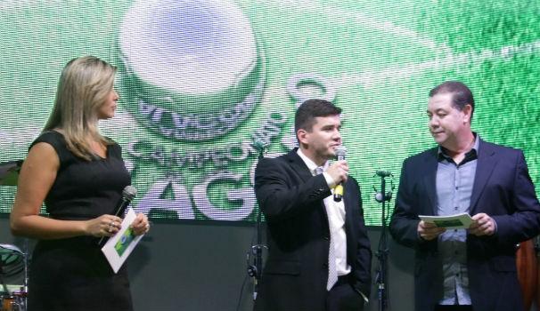 Melhores de 2015 foram premiados em evento da TV Gazeta e FAF (Foto: Divulgação/Abner Farias)