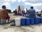 Seca obriga moradores do RN a gastar Bolsa Família em água potável