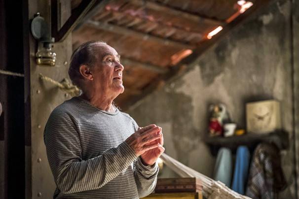 Renato Aragão estrela o filme inédito Didi e o Segredo dos Anjos (Foto: Globo)
