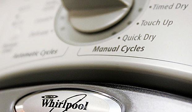 Máquina da Whirlpool (Foto: Getty Images)