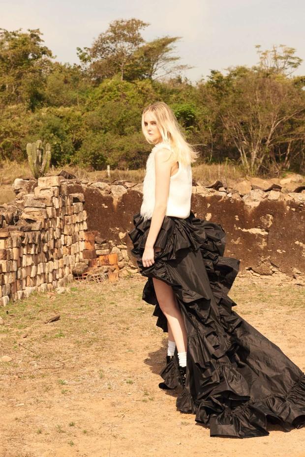 Saia: modelos para todos os gostos e tipo de corpo (Foto: Arquivo Vogue/ Zee Nunes)