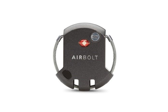 Cadeado smart AirBolt pode ser acessado via smartphone de qualquer lugar do mundo (Foto: Divulgação/AirBolt)