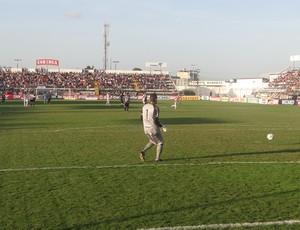 ASA jogo (Foto: Leonardo Freire/GLOBOESPORTE.COM)