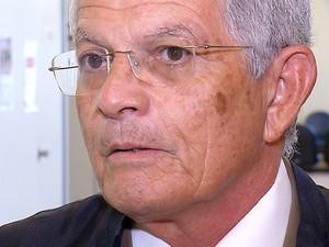 Promotor Jorge Augusto de Macêdo Tonel considerou a condenação justa (Foto: Reprodução/ Inter TV Cabugi)