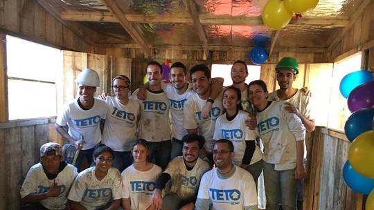 ONG paranaense é destaque do 'Estrelas Solidárias'; conheça o Teto-PR