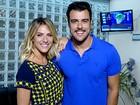Giovanna Ewbank e Joaquim Lopes são novos apresentadores do Vídeo Show