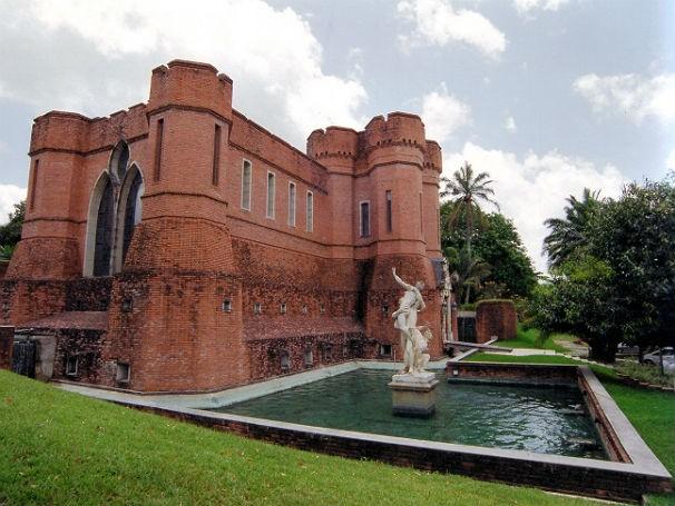 Instituto Ricardo Brennard (Recife) (Foto: Antonio Souza)