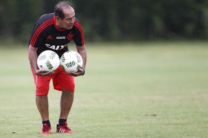 muricy ramalho, técnico do flamengo (Foto: Gilva Souza - Divulgação, Flamengo)