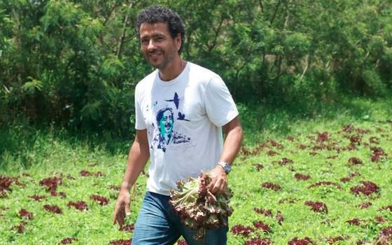 Marcos Palmeira - ator dará palestra sobre produtos sustentáveis no POP (Foto: Divulgação)