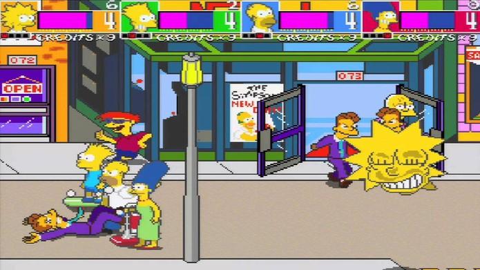 The Simpson (Foto: Reprodução/Felipe Vinha)