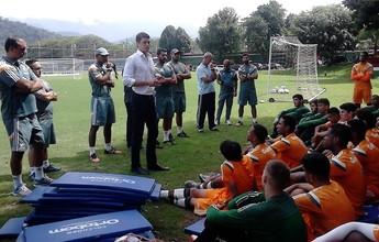 Mudança até na base: Fluminense também troca técnico do sub-20