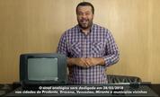 Ronaldo Nascimento fala sobre a recepção do sinal digital