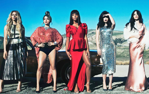 Fifth Harmony lança música nova, 'Write On Me'