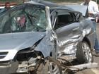 Acidente com carro de prefeitura na Bahia mata quatro pessoas, diz PRE