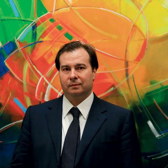 deputado Rodrigo Maia (Foto:  DIDA SAMPAIO/ESTADÃO CONTEÚDO)