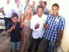 Dennis Dauttmam vota em escola de Belford Roxo, na Baixada Fluminense