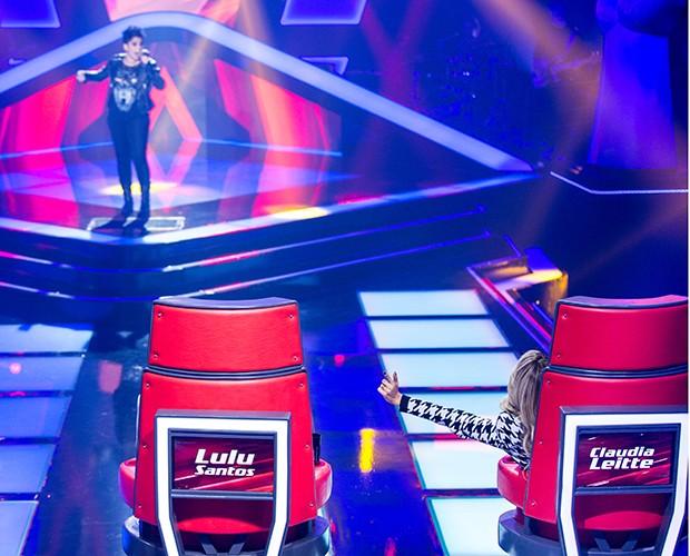 Nise Palhares 1 - Audição 1 (Foto: Isabella Pinheiro/TV Globo)