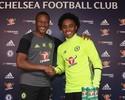 Até 2020: Chelsea renova o contrato de Willian por mais quatro temporadas
