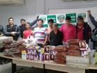 Quadrilha é presa após invadir e furtar supermercado em Manaus
