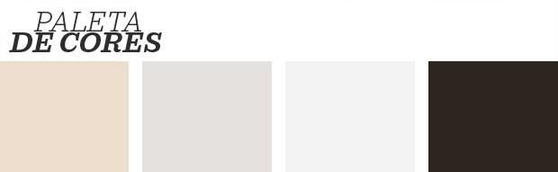 Décor do dia: sala de jantar em diferentes tons de branco (Foto: divulgação)