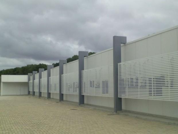 Novo Centro de Consultas e Exames Especializados de Nova Venécia (Foto: Divulgação/ Sesa)