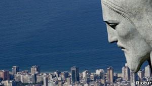 Rio foi considerada o melhor destino turístico na categoria 'custo benefício' em 2013 (Foto: Riotur)
