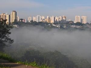 Banhado São José dos Campos (Foto: Claudio Capucho/Divulgação PMSJC)