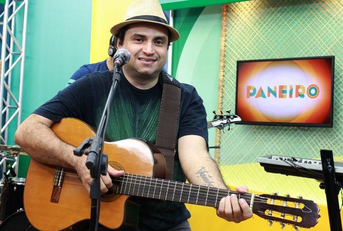 Júnior Rodrigues é uma das atrações do Paneiro deste sábado (8) (Foto: Katiúscia Monteiro/ Rede Amazônica)