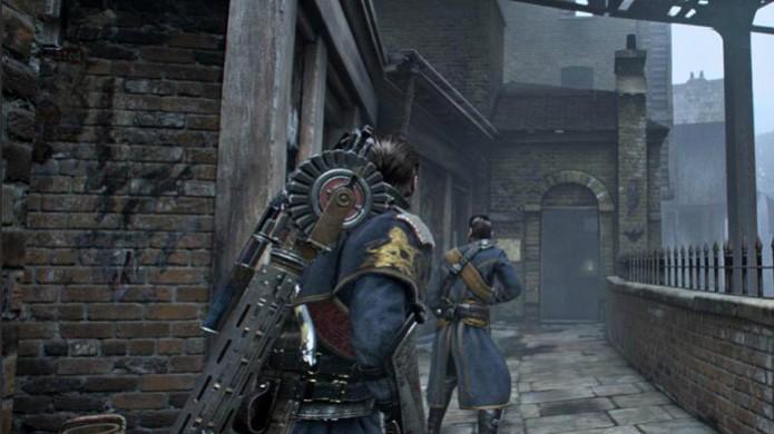 Os Cavaleiros da The Order enfrentam monstros em uma Londres neo-vitoriana (Foto: gameinformer.com) (Foto: Os Cavaleiros da The Order enfrentam monstros em uma Londres neo-vitoriana (Foto: gameinformer.com))
