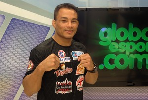 John Macapá; Amapá; MMA (Foto: Rafael Moreira/GE-AP)