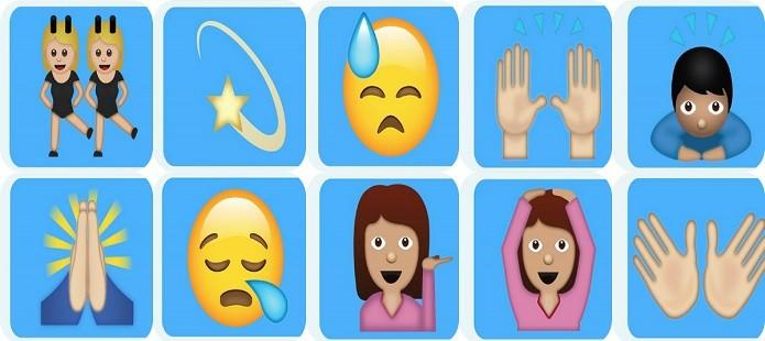 Criados no Japão alguns Emojis tem significados diferentes do que imaginamos